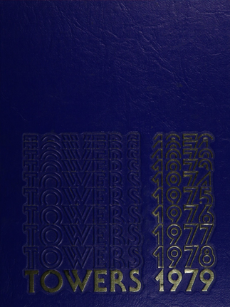 Central Catholic High School Yearbook Cover 1979
