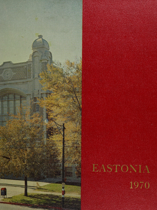 East High School Cover 1970
