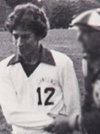 Jon Stewart Candid Soccer Yearbook Photo