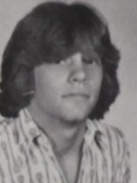 high school yearbook photo 4