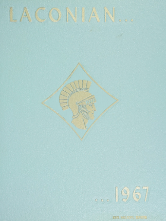 Glenbrook North High School (Northbrook, IL) 1967 yearbook cover