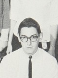 Harold Ramis - 1962 Quill And Scroll yearbook photo