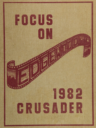 Edgewood High School (Madison, WI) 1982 yearbook cover