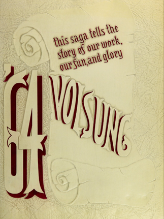 Downey High School (Downey, CA) 1964 yearbook cover
