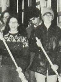 Tony Shalhoub 1971 curling team yearbook photo (cropped) (Classmates.com)